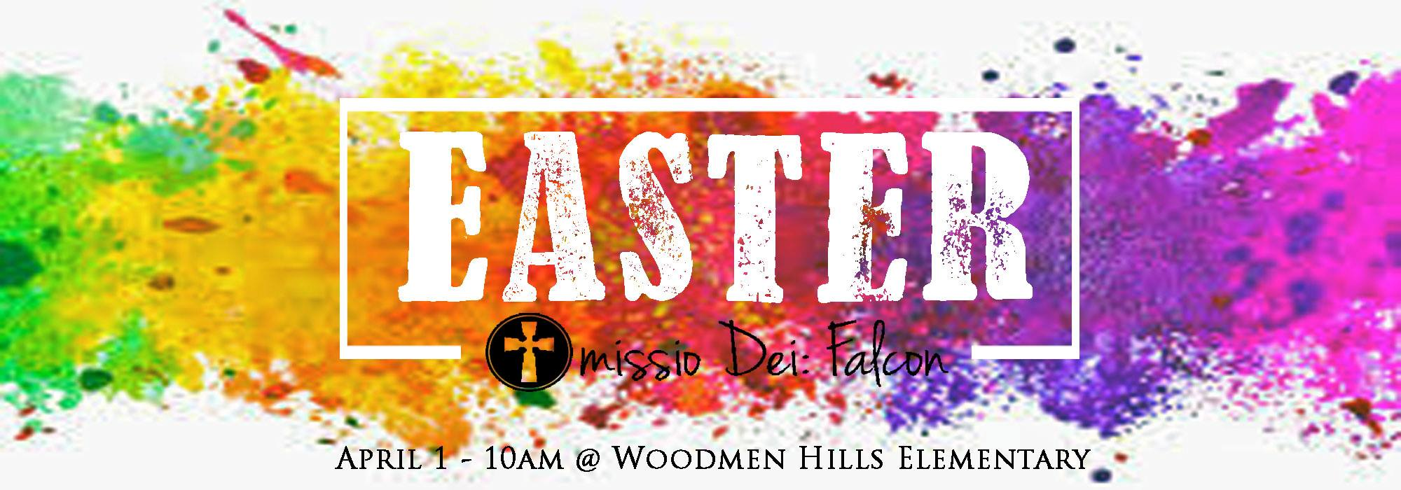 Easter Service 2018