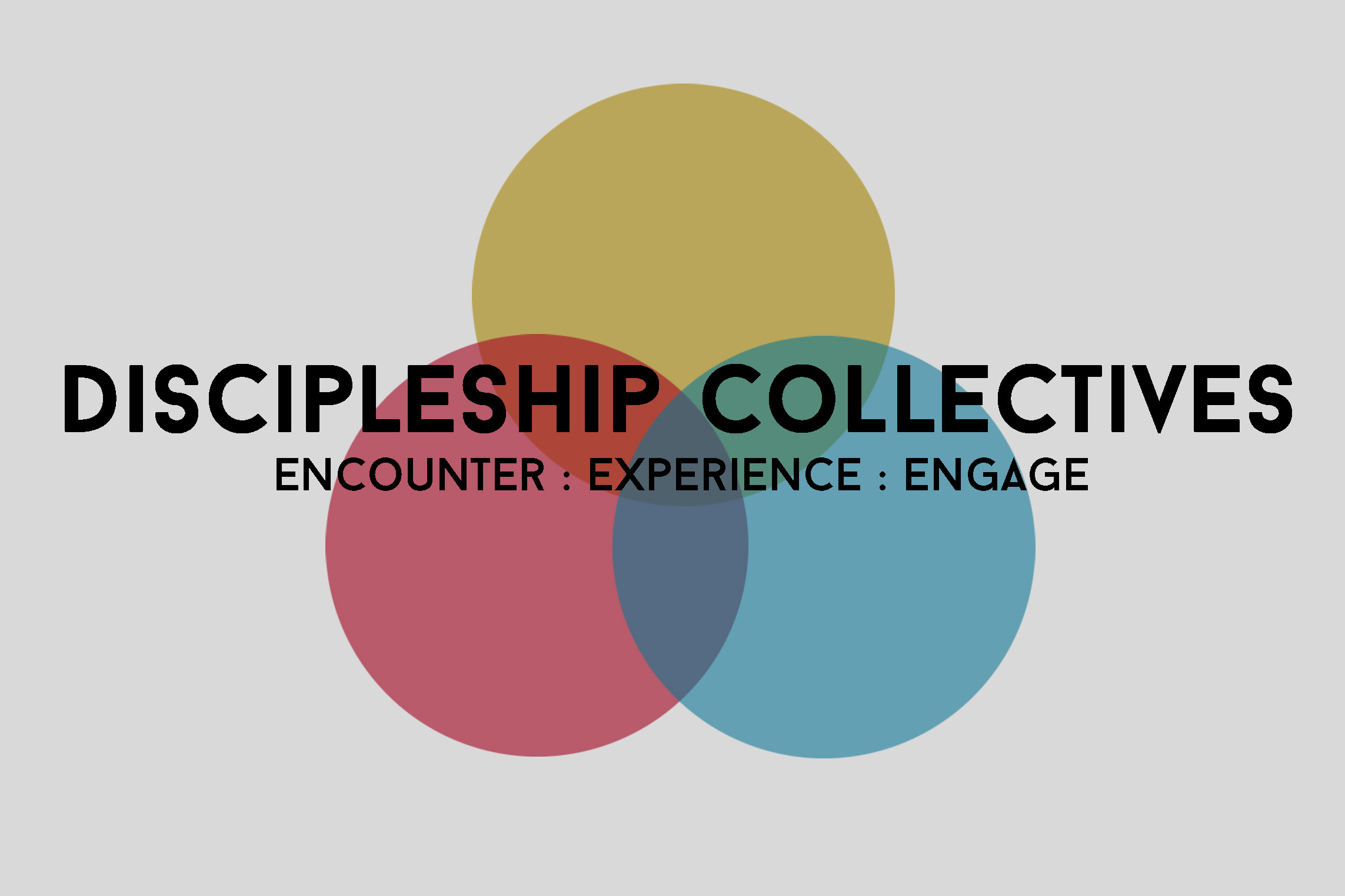 Discipleship Collectives Fall 2018